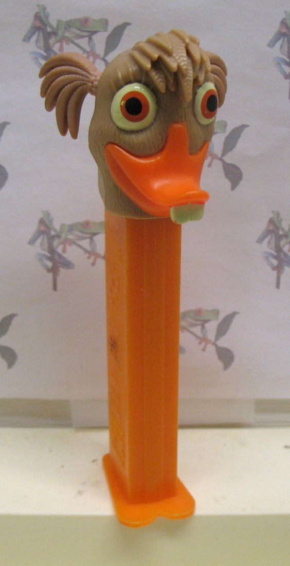 Pez chicken little series fish out of water mib ebay for Fish from chicken little