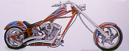 Details about PEZ - The Orange County Choppers series - Mikey - 5.9
